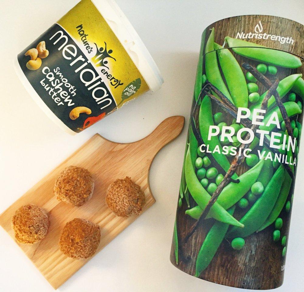 power-protein-balls